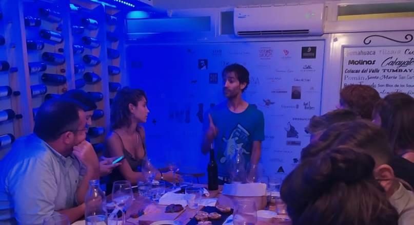 Martín Abenel. El alquimista de los vinos libres