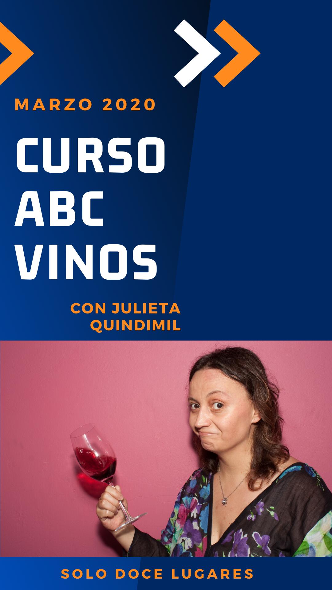 CURSO ABC VINOS